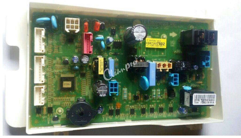 6-LGM-A2-026 EBR73527802 LG PCB ASSEMBLY MAIN, GIANT C+ DRYER (D)