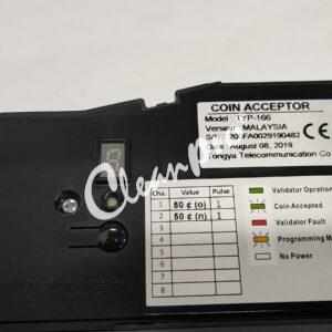 CPH COIN ACCEPTOR TYP-166