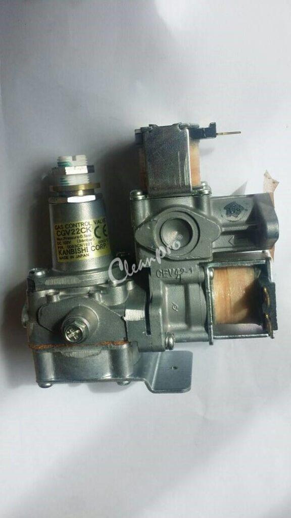 6-LGM-A3-001 5221EL2002D LG VALVE ASSEMBLEY - GAS ( 120V,50/60Hz )